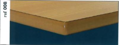 Polished MDF Edge