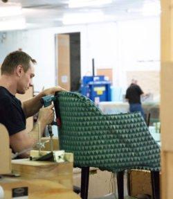 Carlick bespoke chair creation