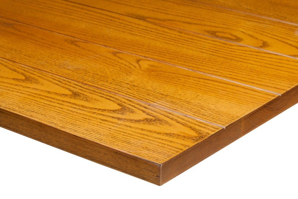Slat Light Oak