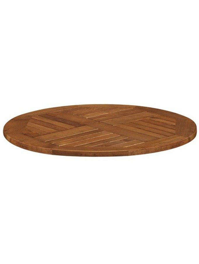 Robinia Wood Table Top