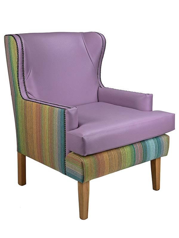 Curve Contract Chairs