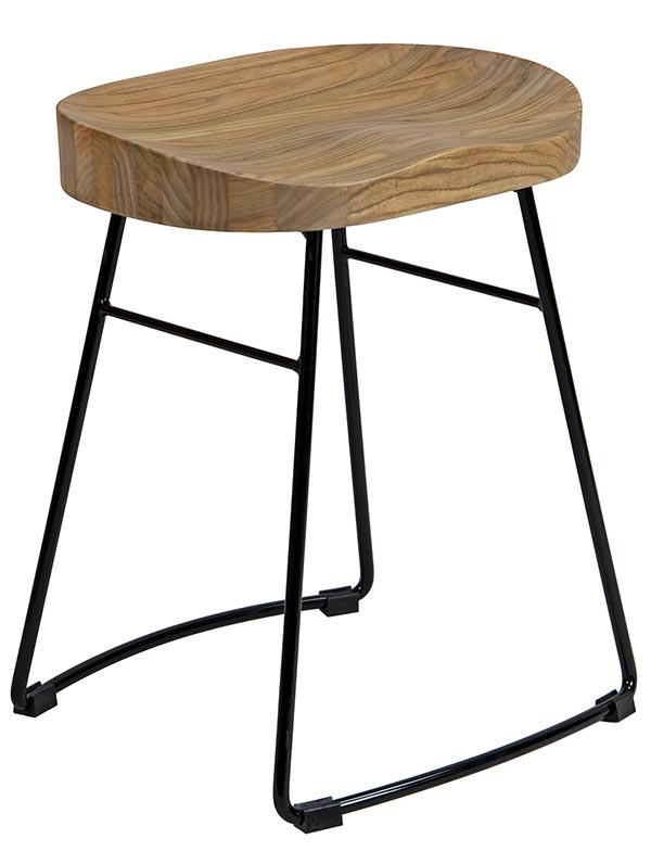 contract Veuve Low Stools