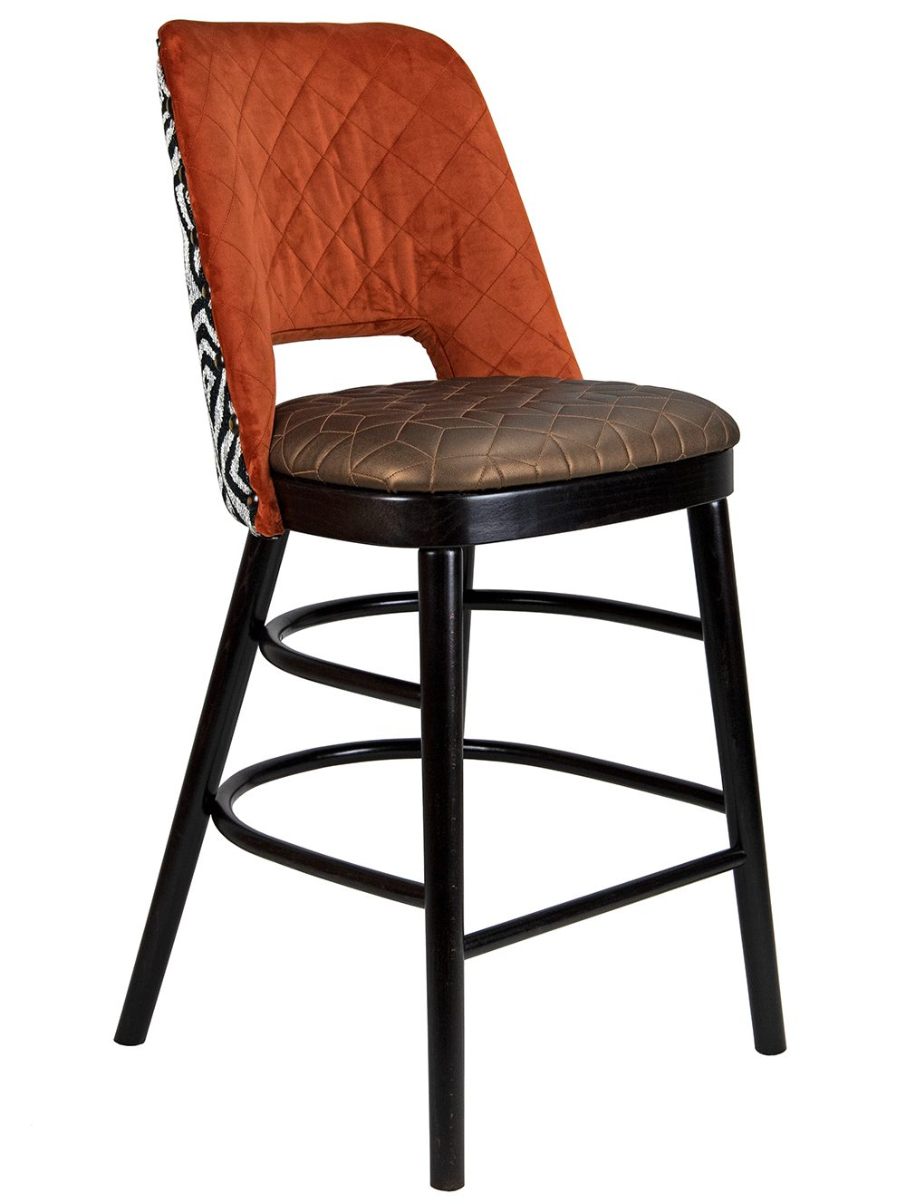 Brunswick Mid High Stool