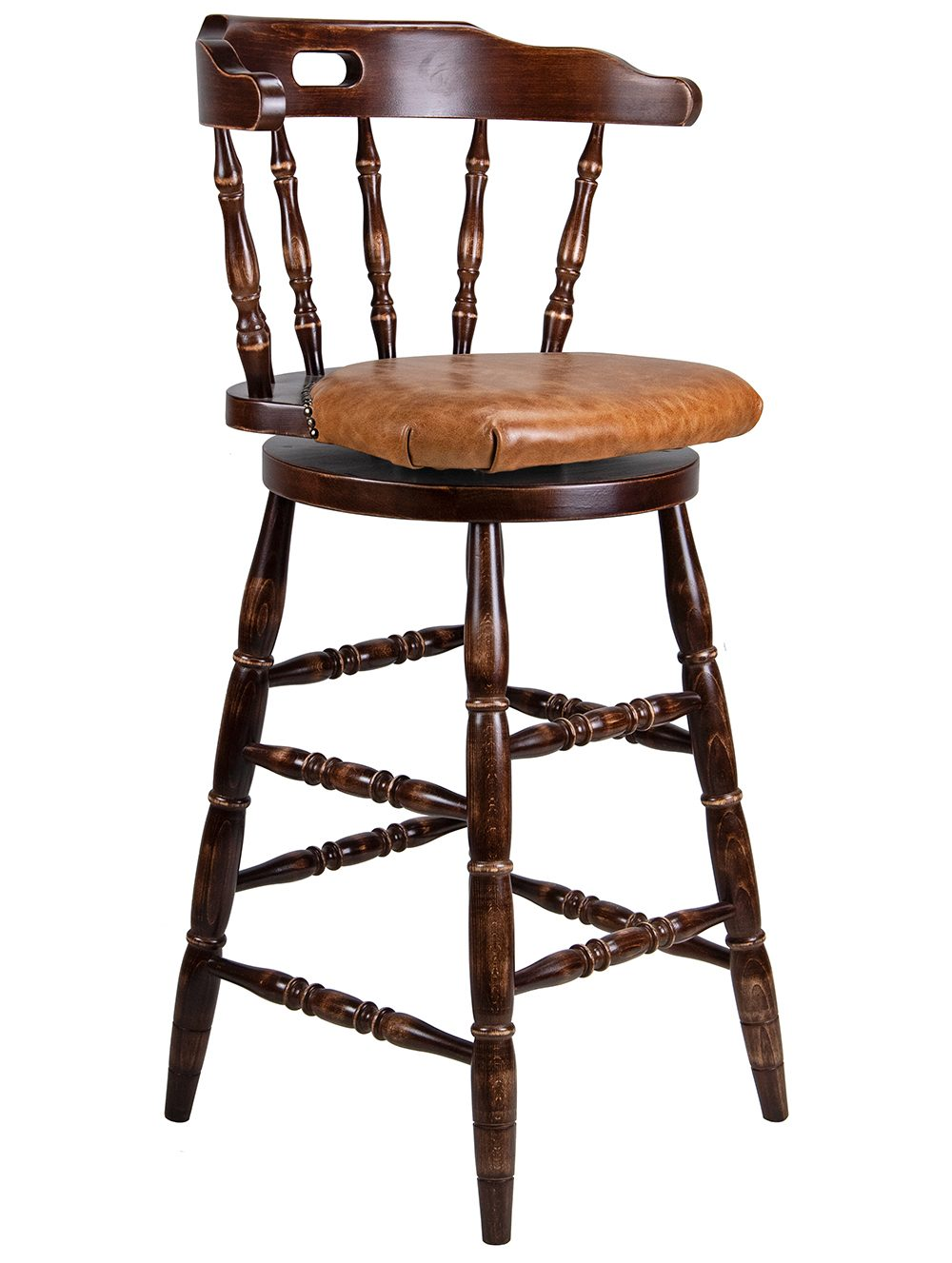 Captains Swivel High Stool