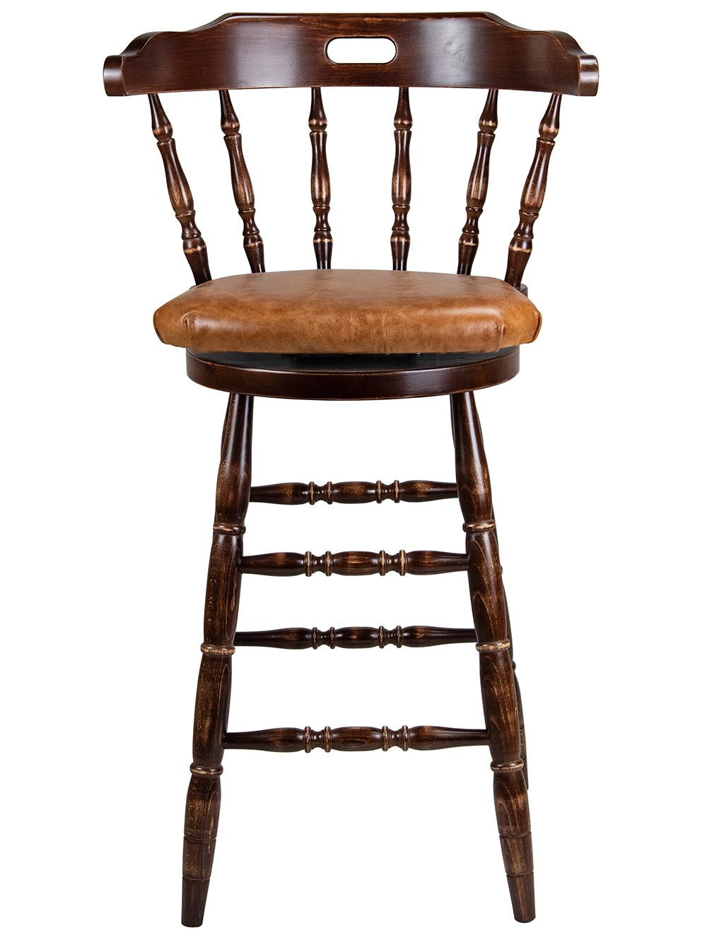 Captains Swivel High Stool -Contract Furniture Supplier