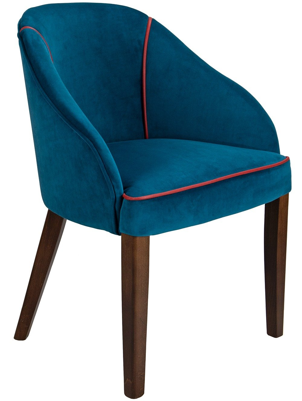 Ruby Tub Chair from a 45 degree angle