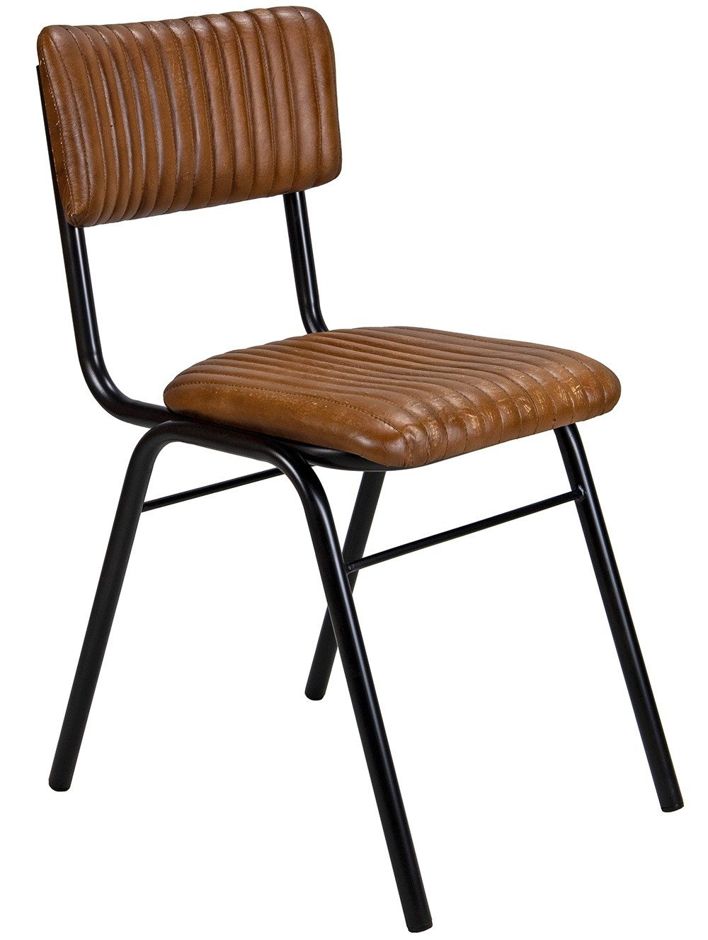 School Side Chair from a 45 degree angle